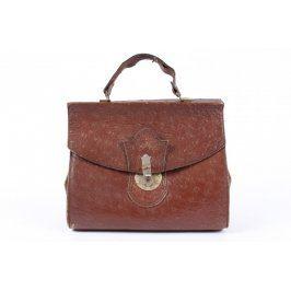 Kožená pracovní taška do ruky