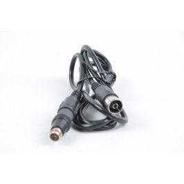 Anténní kabel koaxální s konektory F a M