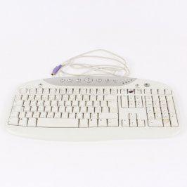 Multimediální klávesnice Logitech Y-SAB59