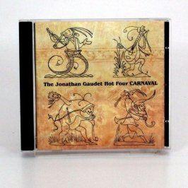 CD Hot Four Carnaval The Jonathan Gaudet