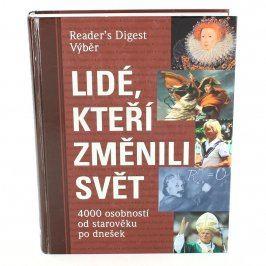 Kniha Lidé, kteří změnili svět Kolektiv autorů