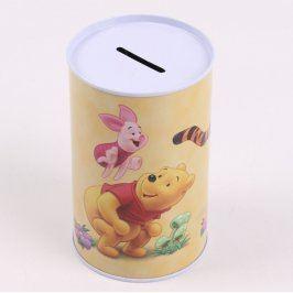 Dětská kasička Disney Medvídek Pú