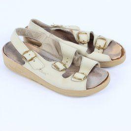 Dámská otevřená obuv Glove