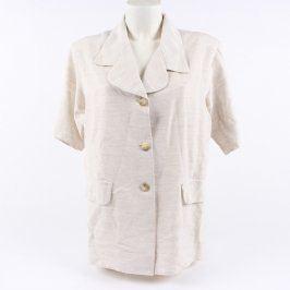 Dámská béžová košile Dorothy Perkins