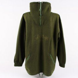 Pánská mikina Spotlite odstín zelené