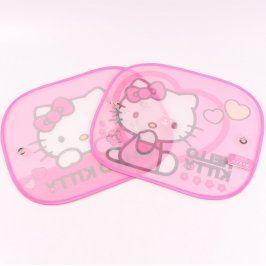 Sluneční clona Sanrio Hello Kitty