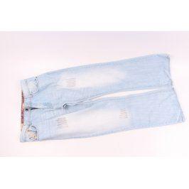 Pánské džíny carnage odstín modré