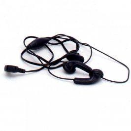 Sluchátka do uší miniUSB černá