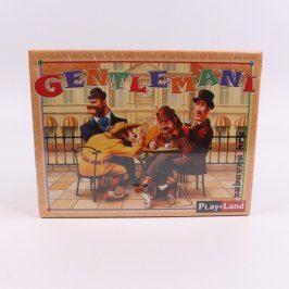 Společenská hra: Gentlemani