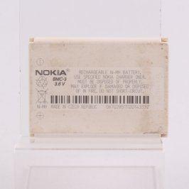 Baterie pro mobil Nokia BMC-3