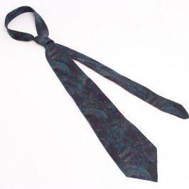Pánská kravata Adam modro fialová