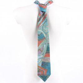 Pánská kravata Profil barevná