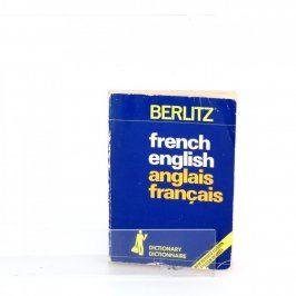 Kapesní slovník French - english Berlitz