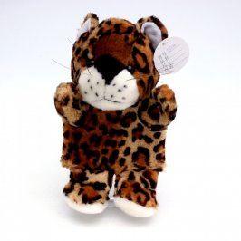 Plyšový maňásek: Hnědý leopard