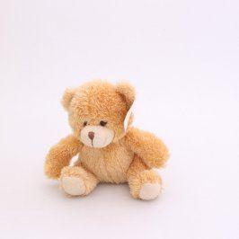 Plyšová hračka medvídek světle hnědý