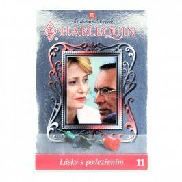 DVD Harlequin 11 - Láska s podezřením