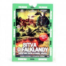 DVD Bitva o Falklandy