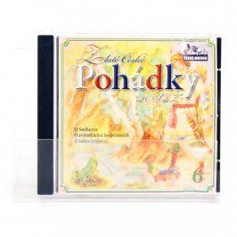 Audiokniha Zlaté české pohádky od A do Z 6
