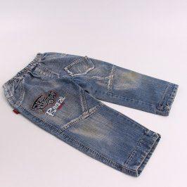 Chlapecké džíny odstín modré