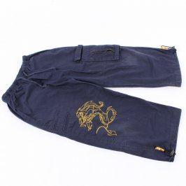 Chlapecké kalhoty FROG kapsáčové