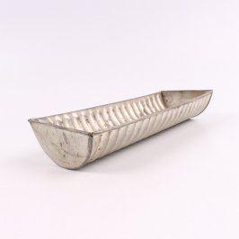 Pečící forma srnčí hřbet kovová