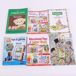 Časopisy pro děti a mládež
