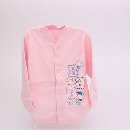 Dětská košilka AMARO růžová