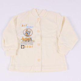 Dětská košilka Amaro béžová