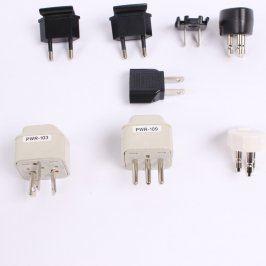 Sada redukcí do elektrických zásuvek