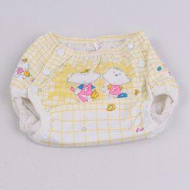 Dětské kalhotkové pleny Wojcik s obrázkem