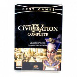 Hra pro PC Civilization Complete IV