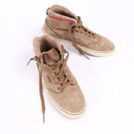 Dámská zimní kotníčková obuv Vans