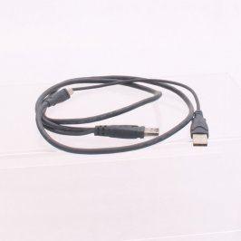 Propojovací kabel USB A-USB A, miniUSB