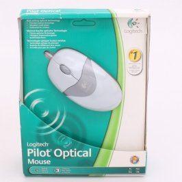 Optická myš Logitech Pilot Optical