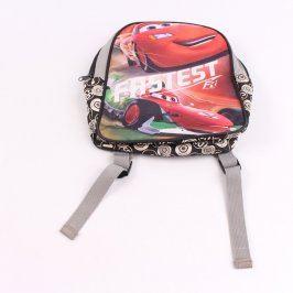 Dětský batoh Karton P+P Auta šedočervený