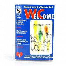 Kniha WelCome 9