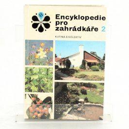Kniha Encyklopedie pro zahrádkáře 2