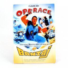 DVD film Operace Banzaj