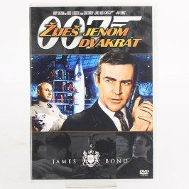 DVD film 007:Žiješ jenom dvakrát