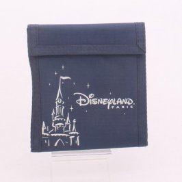 Dětská peněženka Disneyland modrá