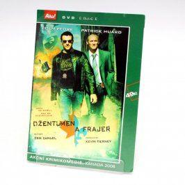 DVD film Džentlmen a frajer