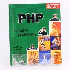 Kniha Jakub Mach: PHP pro úplné začátečníky
