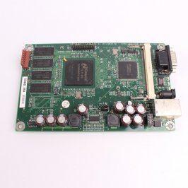 RouterBoard Mini ITX board CPU Geode SC1100