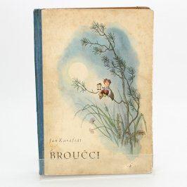 Dětská knížka Jan Karafiát: Broučci