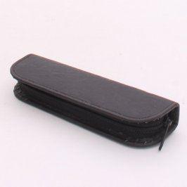 Penál Emipo koženkový černý