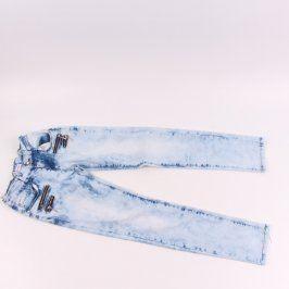 Dívčí džíny Seagull světle modré barvy