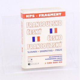 Slovník česko-francouzský, francouzsko-český