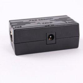 PoE adaptér APOE02-WM černý