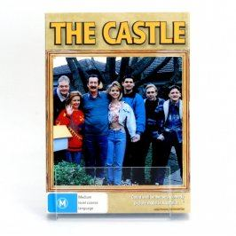 DVD film The Castle