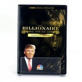 DVD The Billionaire Inside: Donald Trump